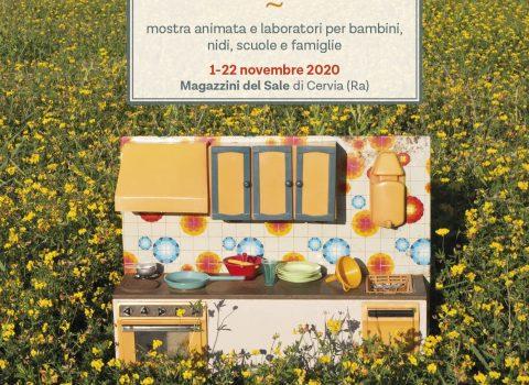 """""""A spasso in cucina"""", a Cervia la nuova mostra animata di Immaginante"""