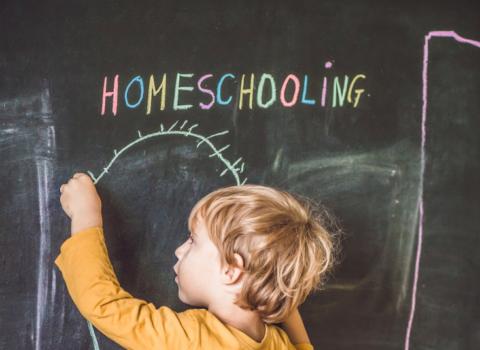 Homeschooling: aumentano le famiglie che scelgono l'istruzione parentale
